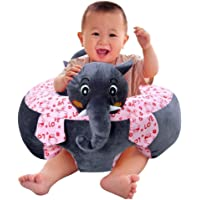 Elephant Baby Chair seat Baby seat Sofa seat Soft Toy Comfortable Baby Sitting Soft Toy for 1-2 Year Child.