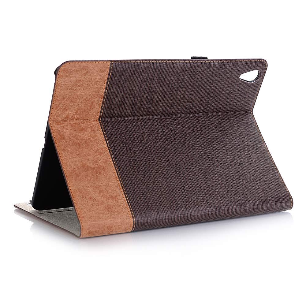超人気の MeiLiio iPad Pro 11インチケース ラグジュアリーブックスタイル 二つ折りフリップスタンドカバー iPad Brown カードスロット&現金ポケット付き iPad 軽量磁気スマート保護ケース 自動スリープ/ウェイク機能付き iPad Pro 11インチ 2018年用 iPad Pro 12.9 2018 Case,03-Dark Brown B07L3T5WXV, ぶんぐる:d07bbcac --- a0267596.xsph.ru