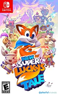 New Super Lucky's Tale, Switch