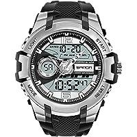 Men's Digital Watch Outdoor Sports Electronic Watch Waterproof Watches for Men