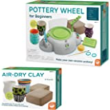 Pottery Wheel For Beginners with Clay Refill