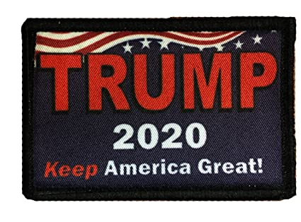 Best Military Backpack 2020 Amazon.com: Trump 2020 Morale Patch. Perfect for your Tactical