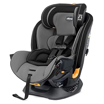 Chicco Fit4 4-in-1 Convertible Child Safety Baby Car Seat Stratosphere NEW