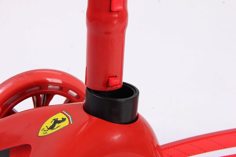 Ferrari Patinete Rojo: Amazon.es: Deportes y aire libre