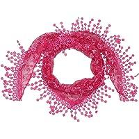 V-SOL Fulares Pañuelo Bufanda Para Mujer Dama De