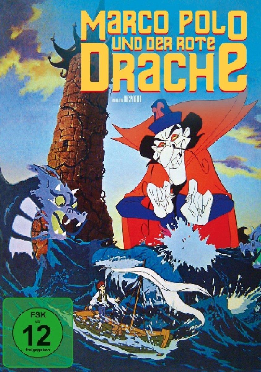 Marco Polo und der rote Drache [Alemania] [DVD]: Amazon.es ...