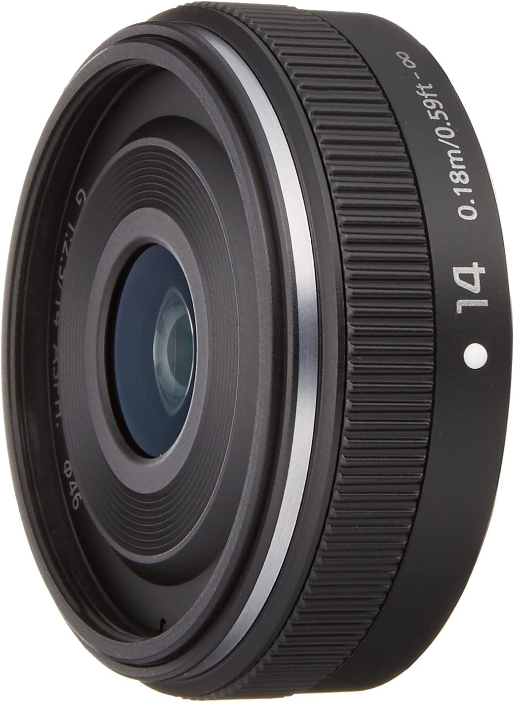 Panasonic Lumix G 14mm f//2.5 II Aspherical II Lens for Micro Four Thirds