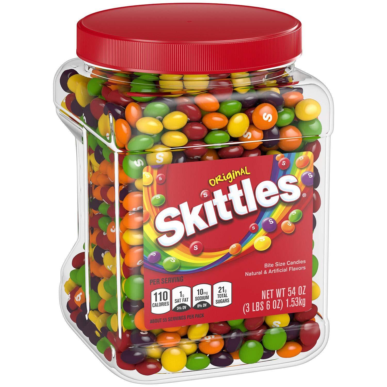 Bulk Skittles - 10 Lb Bag - Original by Skittles