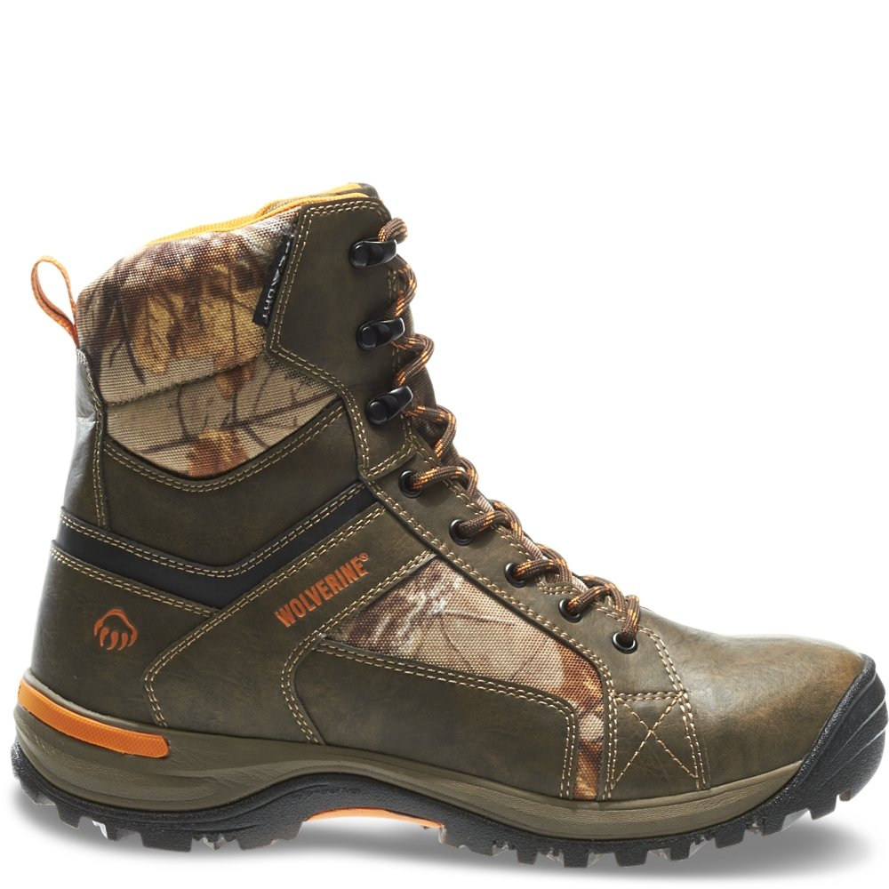 28b858b7f78 Wolverine Men's Sightline Insulated Waterproof 7
