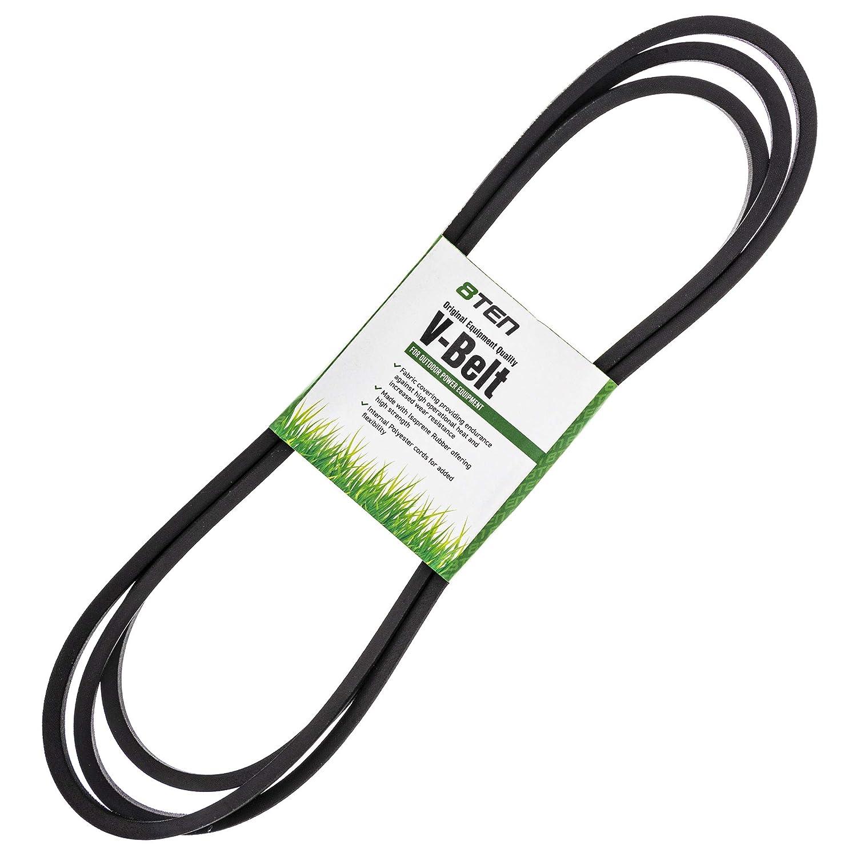 8TEN Spindle Belt Screw Idler Blade Kit Cub Cadet MTD LT1050 i1050 SLT1550