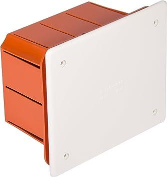 Electraline 60412 - Caja de derivación (para empotrar en obra ...