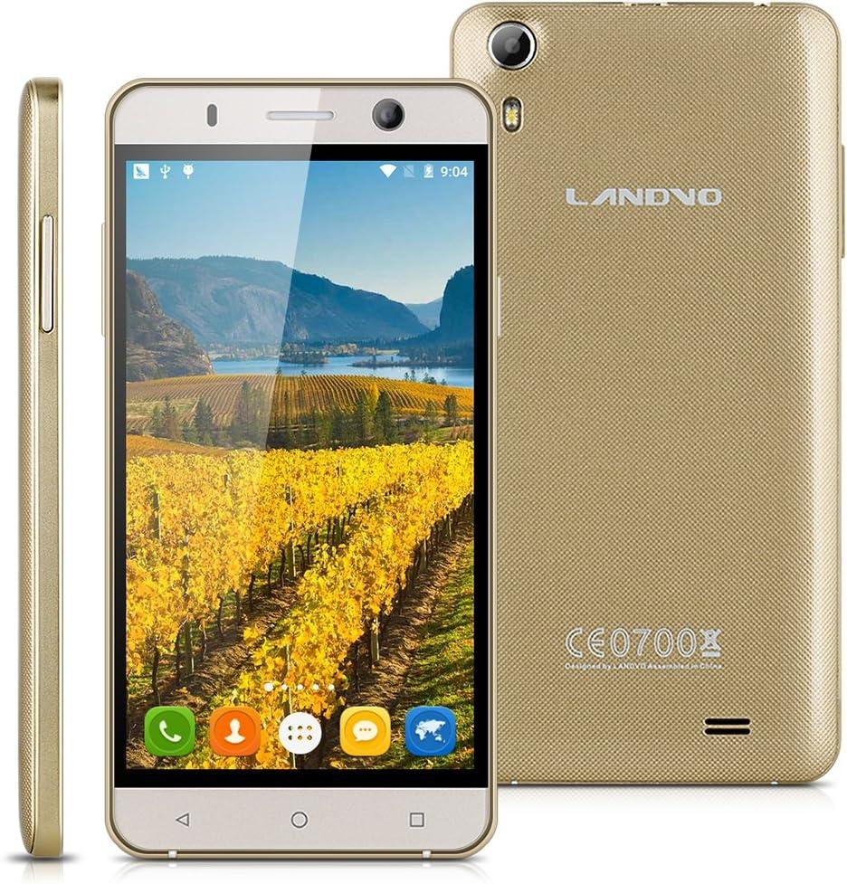 LANDVO XM100-3G Smartphone Telefono Movil Libre Android 5.1 ...