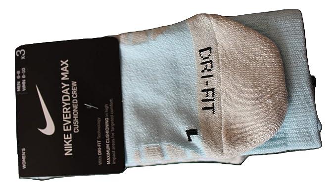 Amazon.com: Nike - Camiseta para mujer (3 unidades) Dri-Fit ...