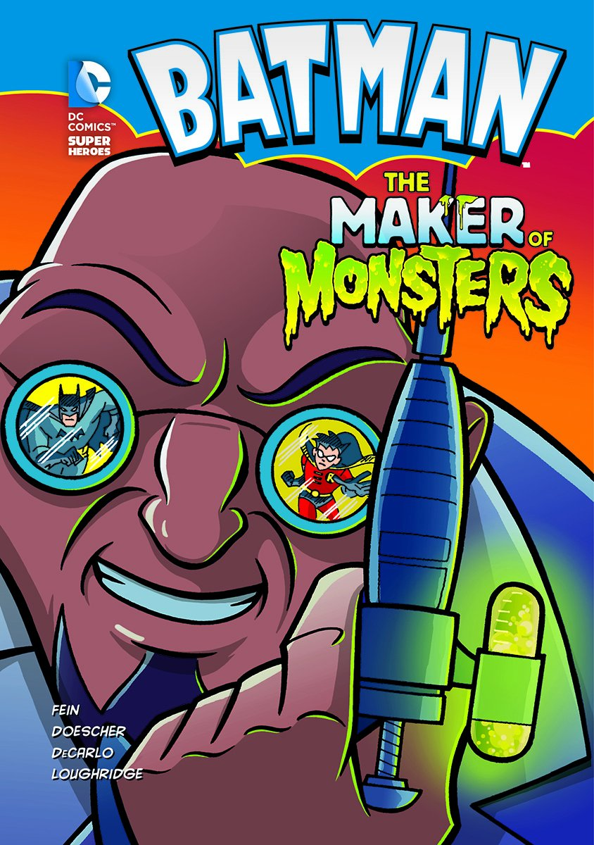 Download The Maker of Monsters (Batman) pdf epub
