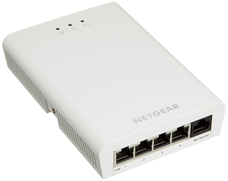 NETGEAR ProSAFE Wall Mount Wireless-N Access Point