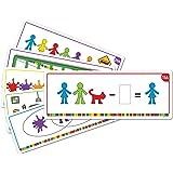Learning Resources Fiches d'Activités Membres de la Famille à Compter All About Me