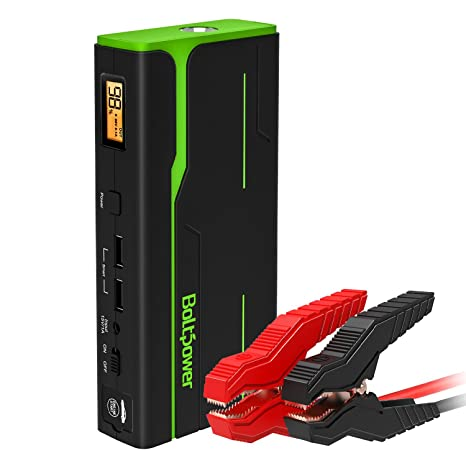 Amazon.com: Arrancador de batería de coche con ...
