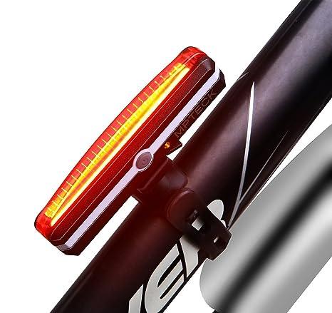 Eclairage Arrière Lampe Rechargeable Velo Usb Led Feu De Moto MpteckLumière Rouge Puissant Vélo qSVUzpM