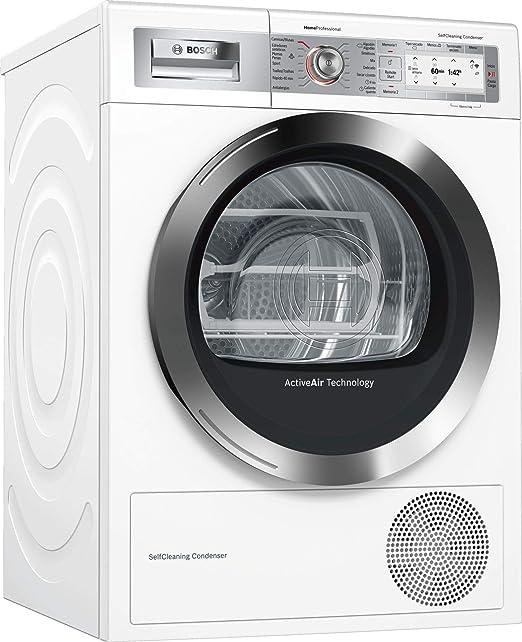 Bosch WTYH7710ES - Secadora (Independiente, Carga frontal, Condensación, Blanco, Giratorio, Tocar, Derecho): 1064.8: Amazon.es: Grandes electrodomésticos