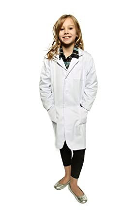 5ef4a3730ae Kid's Lab Coat by Working Class - Durable Lab Coats for Kid Scientists or  Doctors,