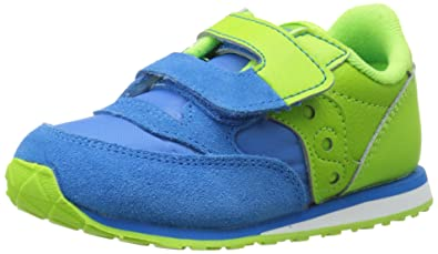 b6a37717a8 Image Unavailable. Image not available for. Color: Saucony Jazz Hook & Loop  Sneaker ...