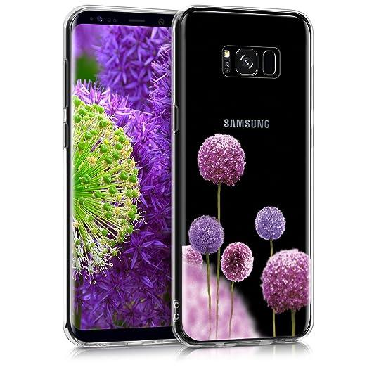 3 opinioni per kwmobile Cover per Samsung Galaxy S8 Plus- Custodia in silicone TPU- Back case