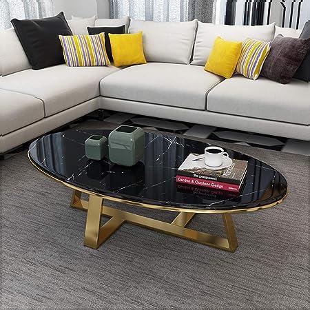 Muebles de Sala Mesa de Centro Moderna con Detalles de café ...