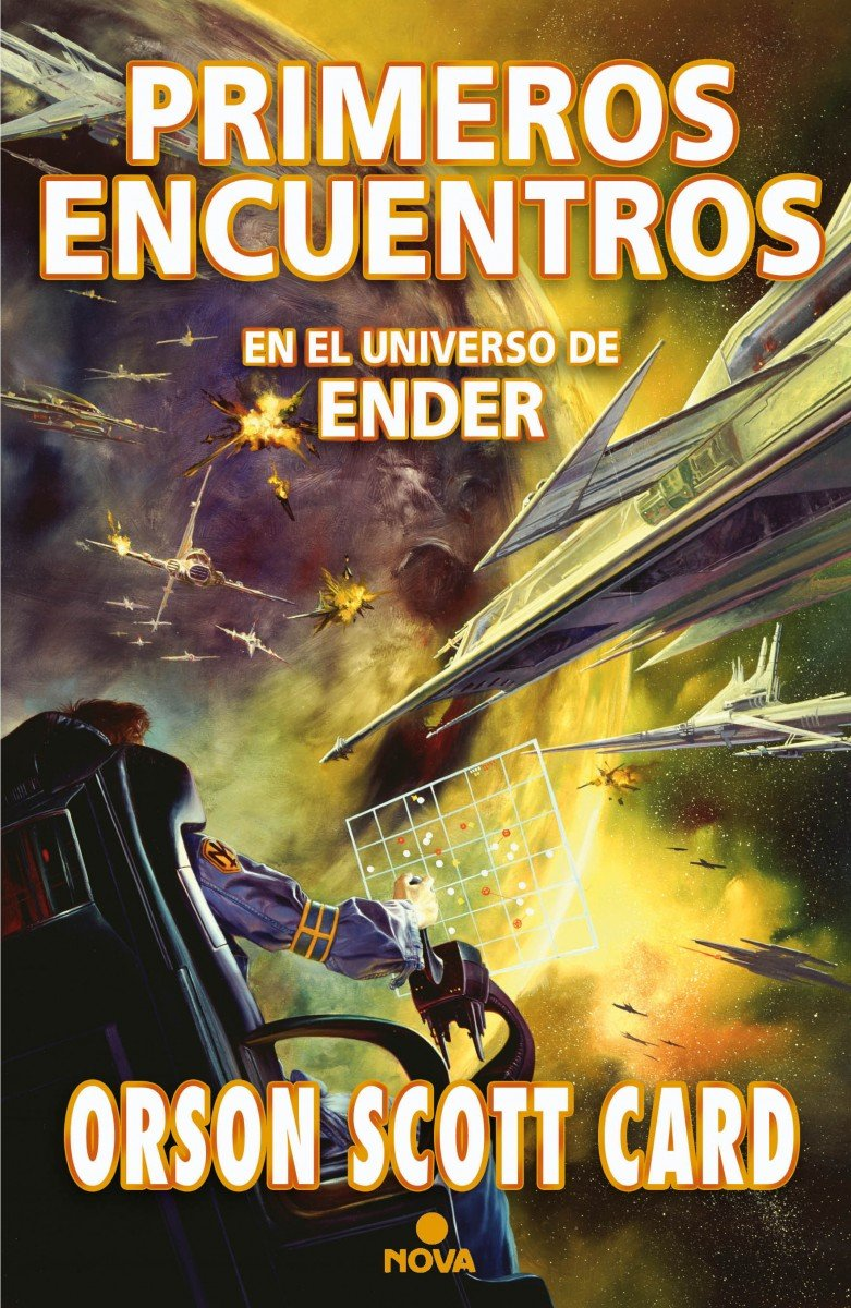 Primeros encuentros (Saga de Ender 9) (Nova) Tapa blanda – 11 mar 2015 Orson Scott Card 8466656502 Science fiction. Short stories.