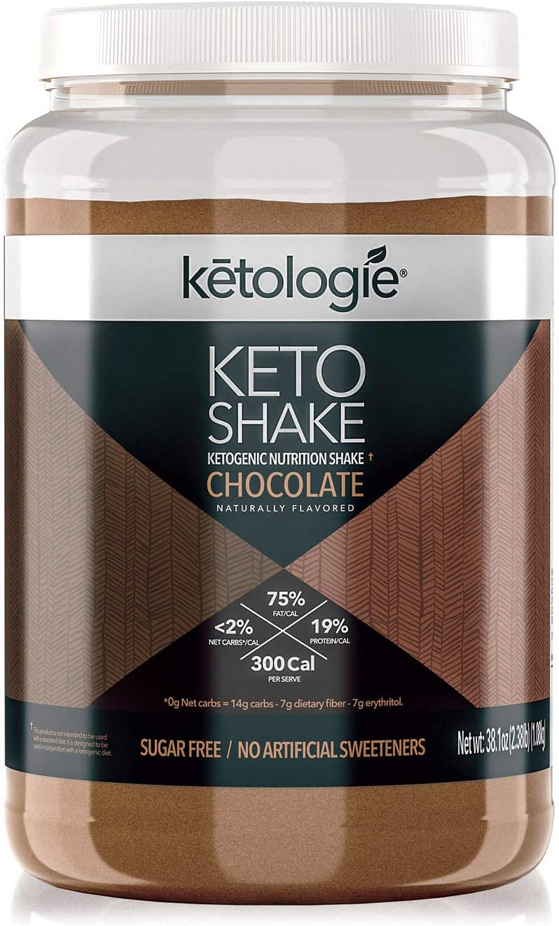 Ketologie Collagen Keto Shake