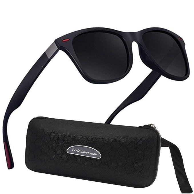 Lfjkc1 Lujo Hombre Perfectmiaoxuan Retro Sol Mujere Gafas De Polarizadas QdhCtxrs