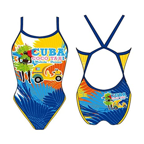 CUBA COCOTAXI - Bañador natación mujer