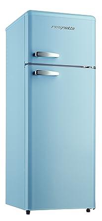 respekta Retro Frigorífico Combi nevera y congelador kg 146 Color ...