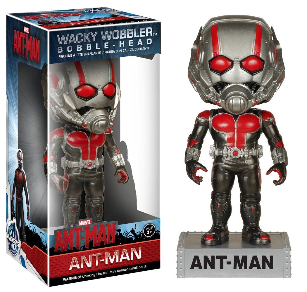 Funko Wacky Wobbler Marvel Ant-Man Action Figure 4964 Accessory Toys /& Games