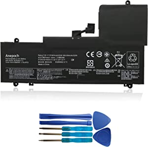 Anepoch L15L4PC2 L15M4PC2 Laptop Battery Compatible witth Lenovo Ideapad Yoga 710-14ISK 710-11 710-14IKB 710-15IKB 710-15ISK Series Notebook 5B10K90778 5B10K90802 7.6V 53Wh 6974mAh