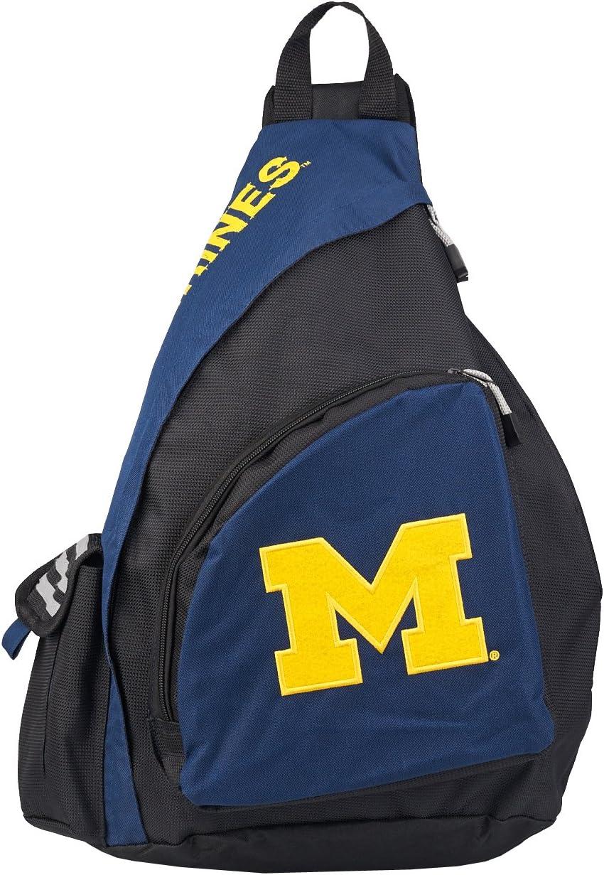 20 Officially Licensed NCAA Leadoff Slingbag Multi Color