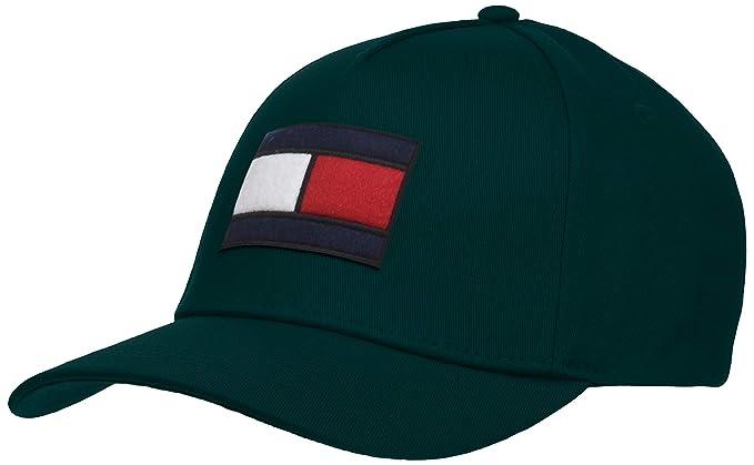 384e884b536de Tommy Hilfiger Men s SPW Flag Cap Baseball Cap