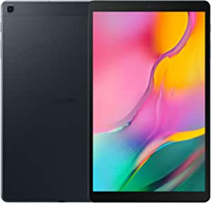 """Samsung Galaxy Tab A - Tablet de 10.1"""" Full HD (Wifi, Procesador Octa-core, Android Actualizable), USB, MALI-G71 MP2, Android, 3 GB RAM / 64 GB, Negro"""