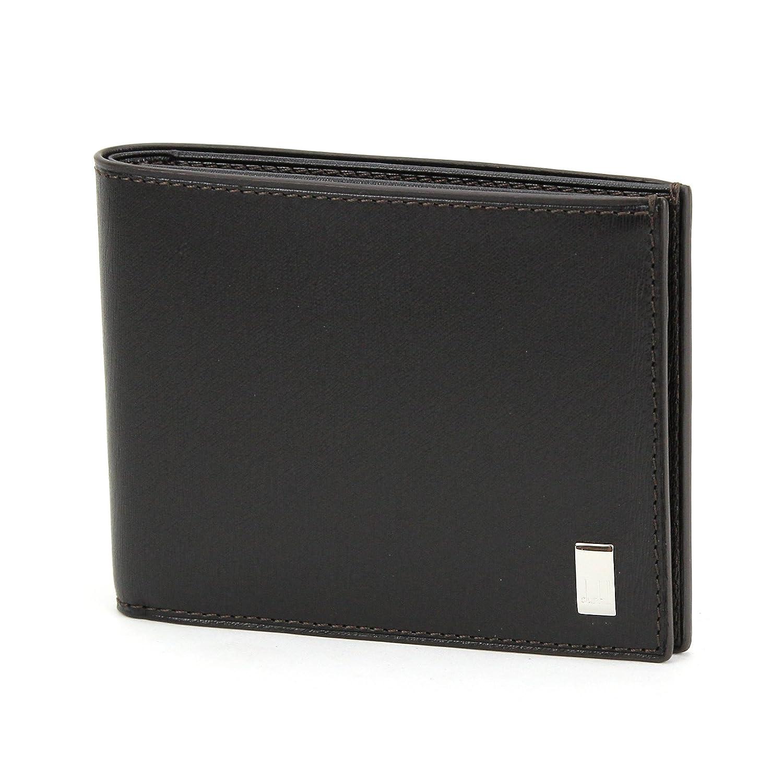 [ダンヒル] 財布 DUNHILL FP3020E SIDECAR Leather Billford 8cc 2つ折財布 メンズ ダークブラウン [並行輸入品] B00U7DF93I