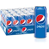 Pepsi, Carbonated Soft Drink, Cans, 24 x 355 ml