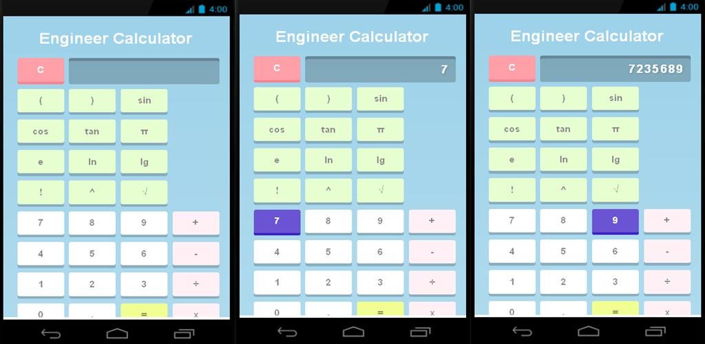 Review Engineer Calculator