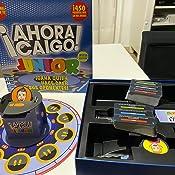 Ravensburger Ahora Caigo Junior-Juegos de Mesa (1): Amazon.es: Juguetes y juegos