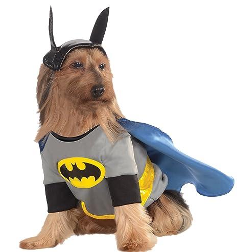 Amazoncom Uhc Batman Dc Comics Superhero Fancy Dress Puppy