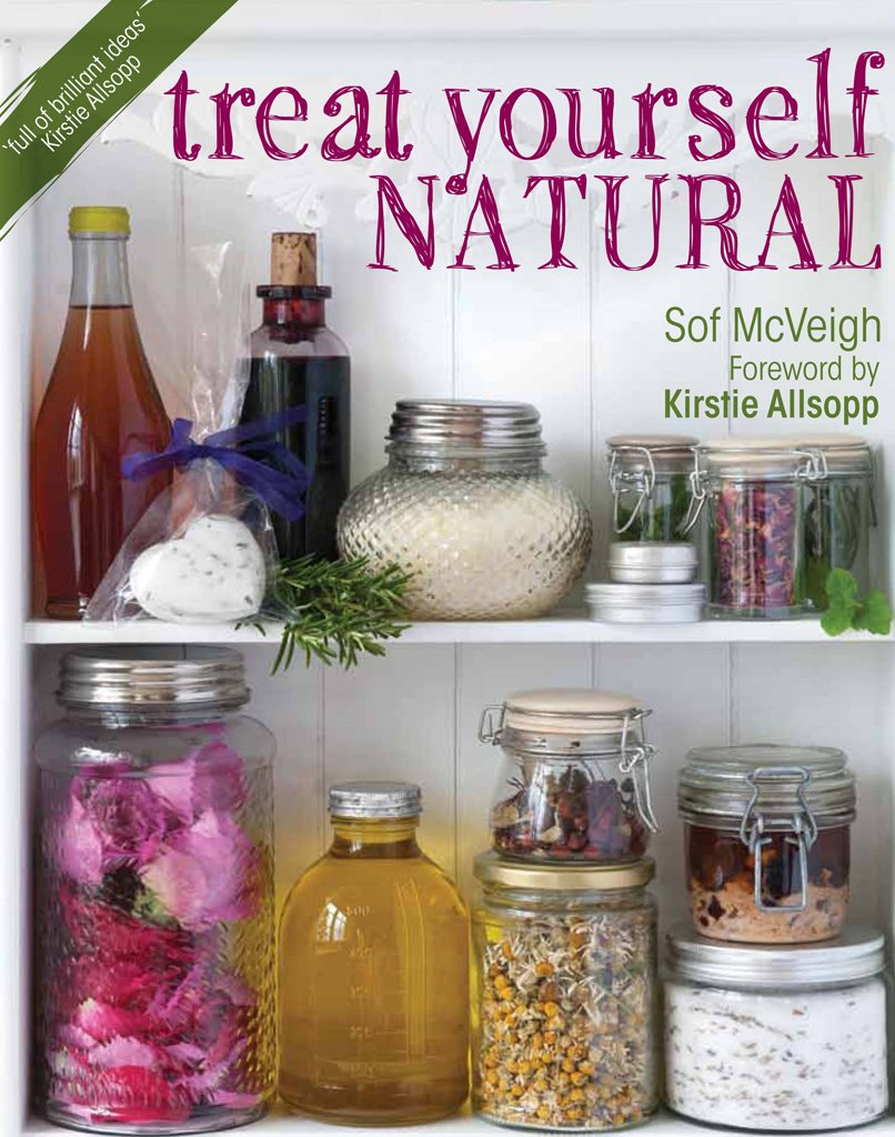 Treat Yourself Natural: Over 50 Easy to Make Natural Remedies for Mind and Body