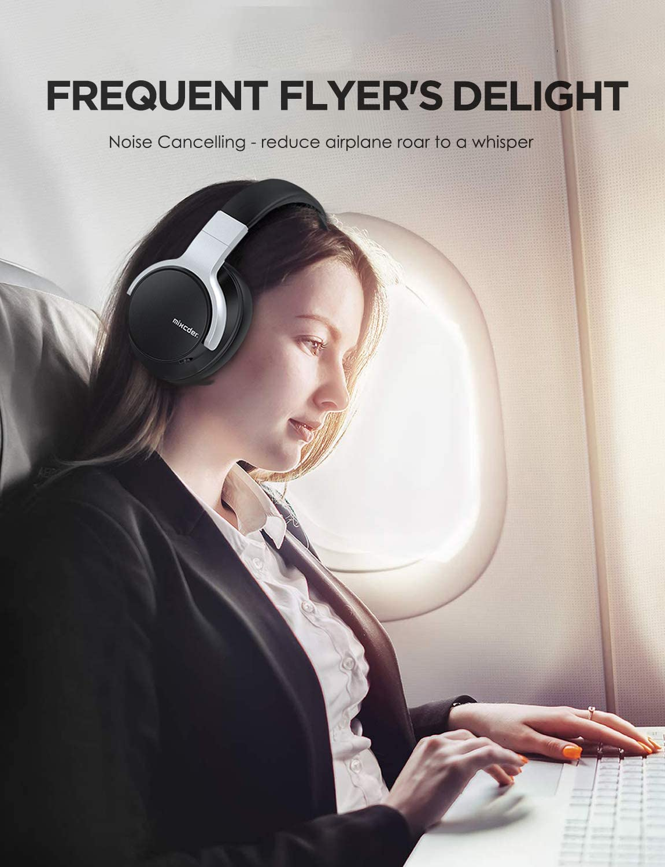auriculares cancelación activa de ruido