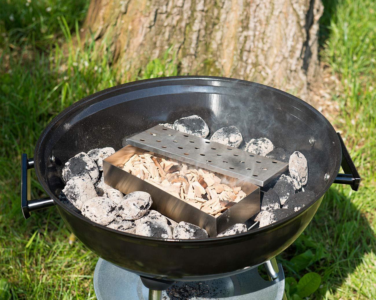 Gas Oder Holzkohlegrill Zubehör : Holzkohlegrill weber cm mit zubehör in niedersachsen hoya