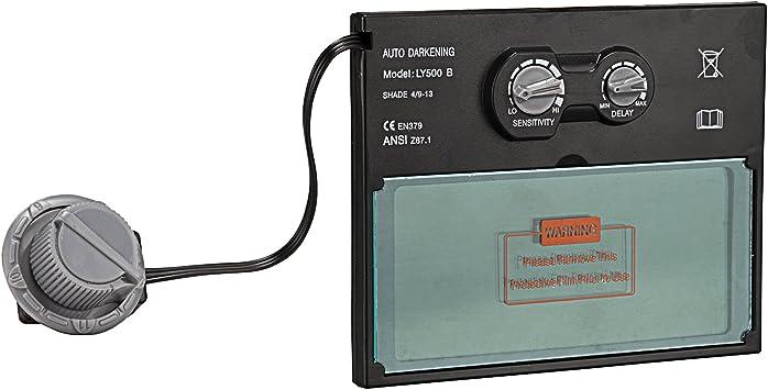 Solar Auto Darkening Schweißhelmbrille Linsenmaske Automatisierung