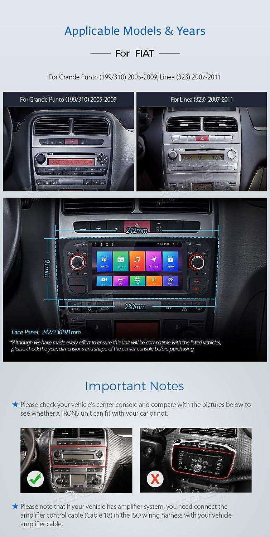 Navegador Fiat Grande Punto Android