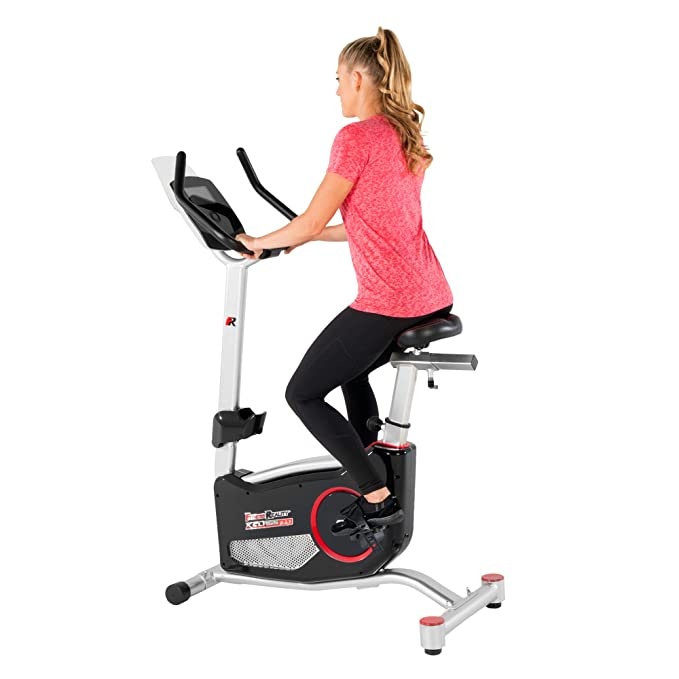 Fitness Reality X Class 310 - Bicicleta de ejercicio vertical con ...