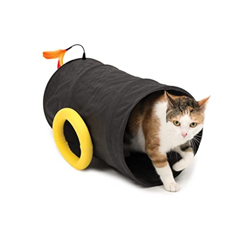 Catit Play - Túnel de cañón para Gatos