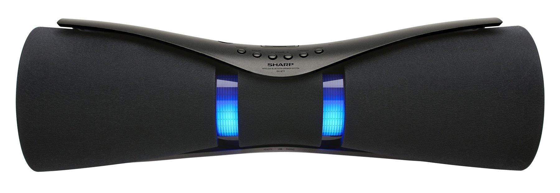 Sharp GX-BT7 2.1 Channel Wireless Bluetooth Speaker System